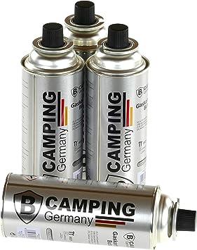 Butane Gaz 227 g Cartouche gaskartuschen Bec Bunsen Gaz Camping Réchaud