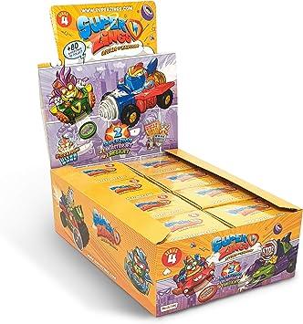 Superzings PSZ4DD48IN00 4 - Caja Doble: Amazon.es: Juguetes y juegos