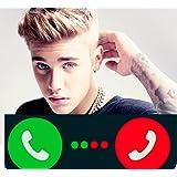 Justin Bieber Prank Calling [Fake calling, Justin Bieber Talking but it is a prank app ]