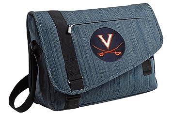 Universidad de Virginia Messenger bolsa elegante UVA bolsas ...