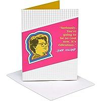 American Greetings Stranger Things Birthday Card (Barb)
