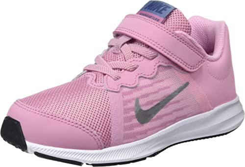 Nike Downshifter 8 (PSV), Zapatillas de Running para Niñas: Amazon.es: Zapatos y complementos