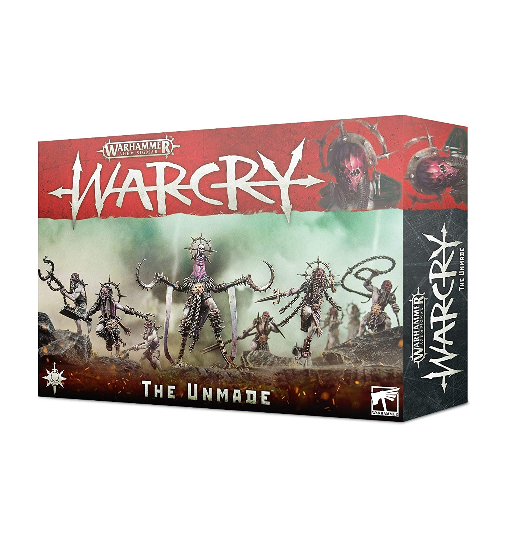 Games Workshop Warcry Unmade
