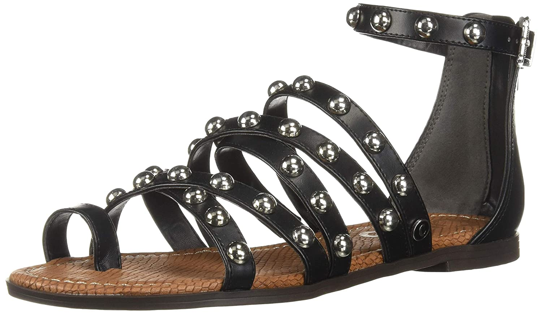 fa325ac2d31 Amazon.com  Circus by Sam Edelman Women s Carla Flat Sandal  Shoes