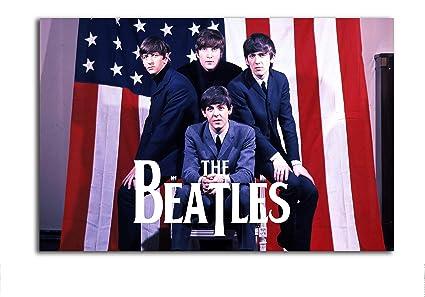 Tamatina Beatles Poster - Vintage Poster - Large Size Poster