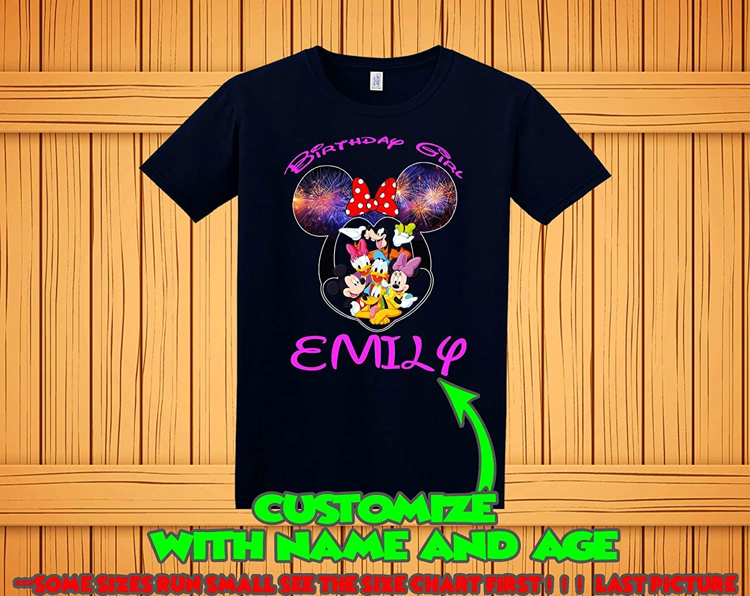 d7e4e093 ... Mickey Minnie Mouse family matching tshirts, birthday Disney family  matching custom t-shirts, ...