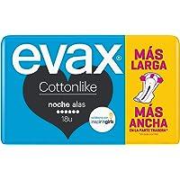 Evax Compresas Cotton Like Noche Alas - 18