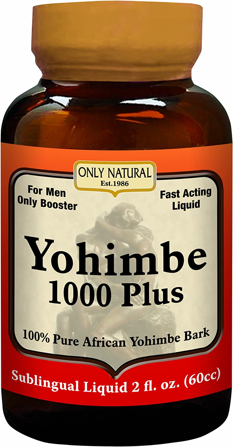 Yohimbe 1000 Plus: Health & Personal Care