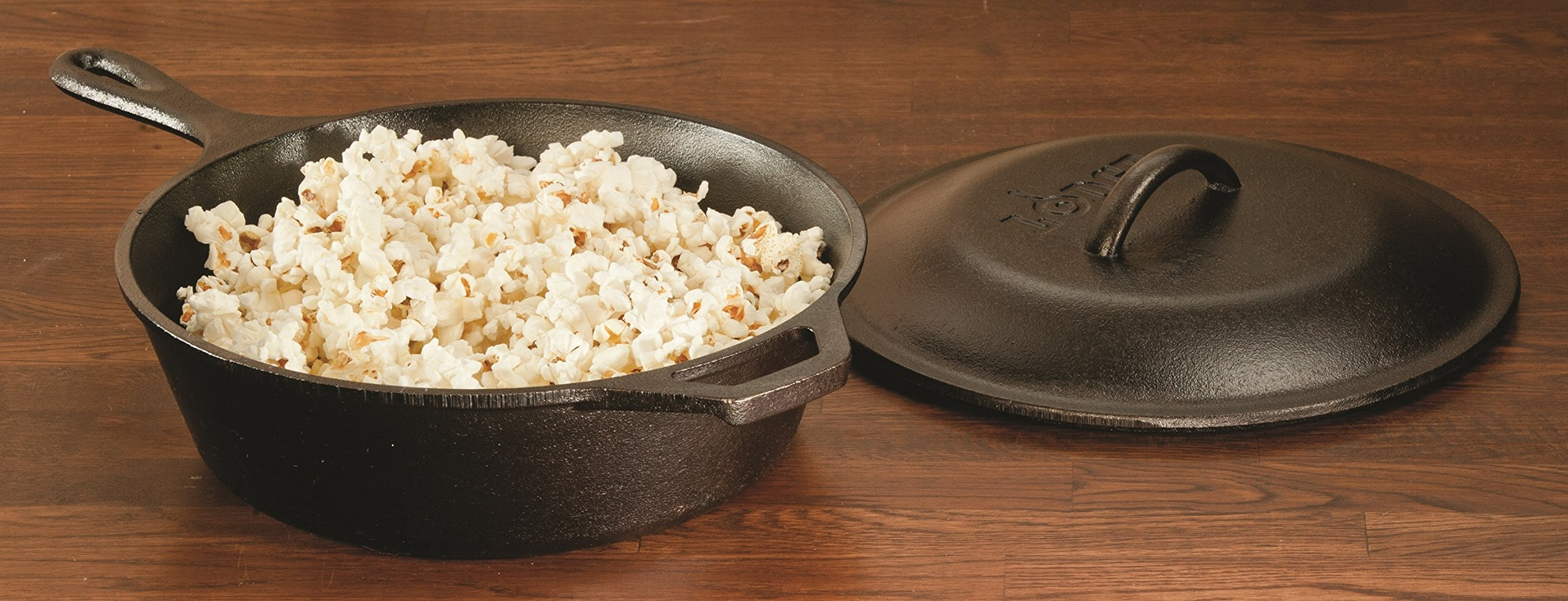 Lodge L5IC3 8-Inch Cast Iron Lid by Lodge (Image #5)