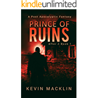 Prince of Ruins: A Post-Apocalyptic Fantasy (After Z Book 1) book cover