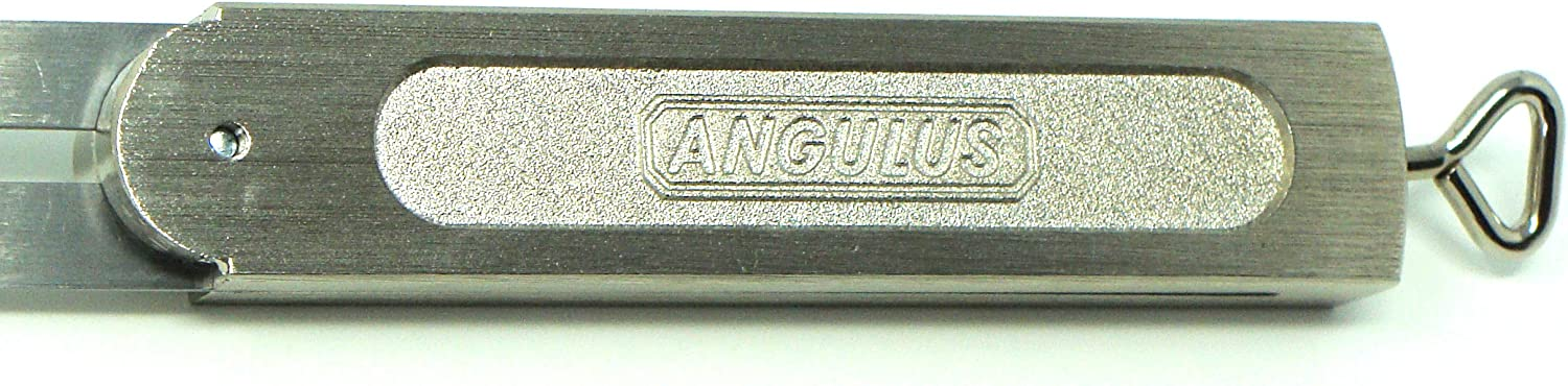 Angulus 8-Inch Sliding T-Bevel with Cast Steel Handle and Hardened Steel Blade Made in Germany