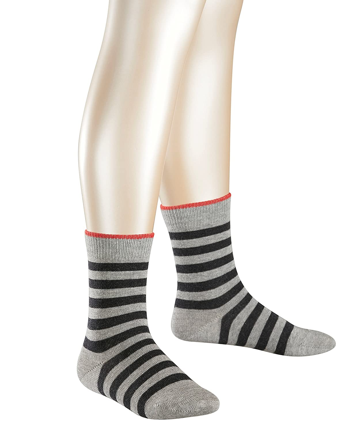 discount Falke Unisex Double Stripe Sock (Toddler/Little Kid/Big Kid)