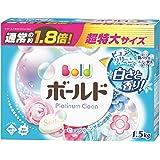 ボールド 洗濯洗剤 粉末 プラチナクリーン ピュアクリーンサボンの香り ラージサイズ 1.5kg