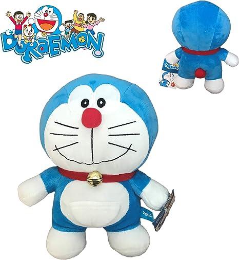 Peluche Doraemon 25cm: Amazon.es: Juguetes y juegos