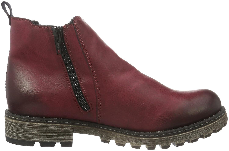 Rieker Damen Y6794 Chelsea Boots: : Schuhe