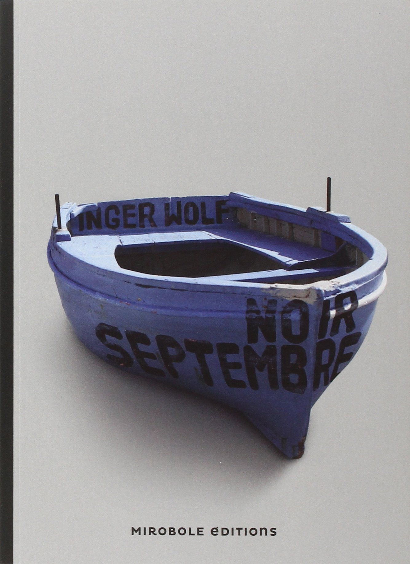 Noir Septembre de Inger Wolf
