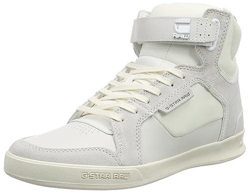 G-Star Raw YIELD - Zapatillas para hombre, Blanco (Bright White), EU 43: Amazon.es: Zapatos y complementos
