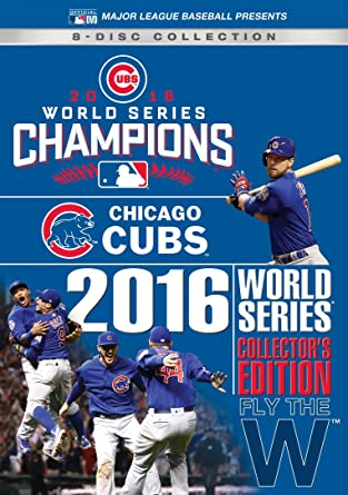 Amazon.com  Chicago Cubs 2016 World Series Collector s Edition ... 3f96b687645e