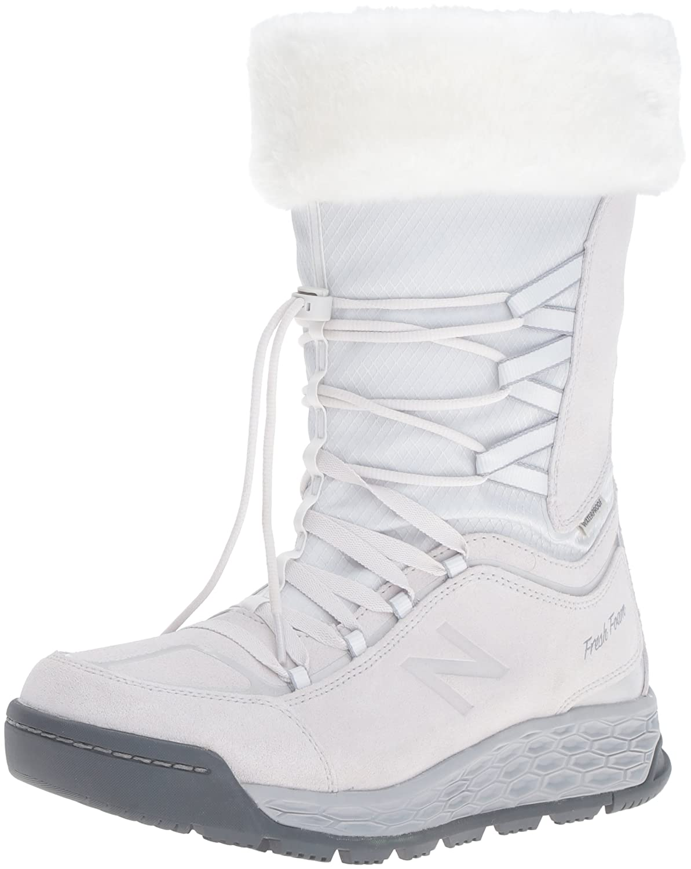 New Balance Women's BW1000V1 Fresh Foam Walking Shoe B01CQV3AR0 9 D US|White