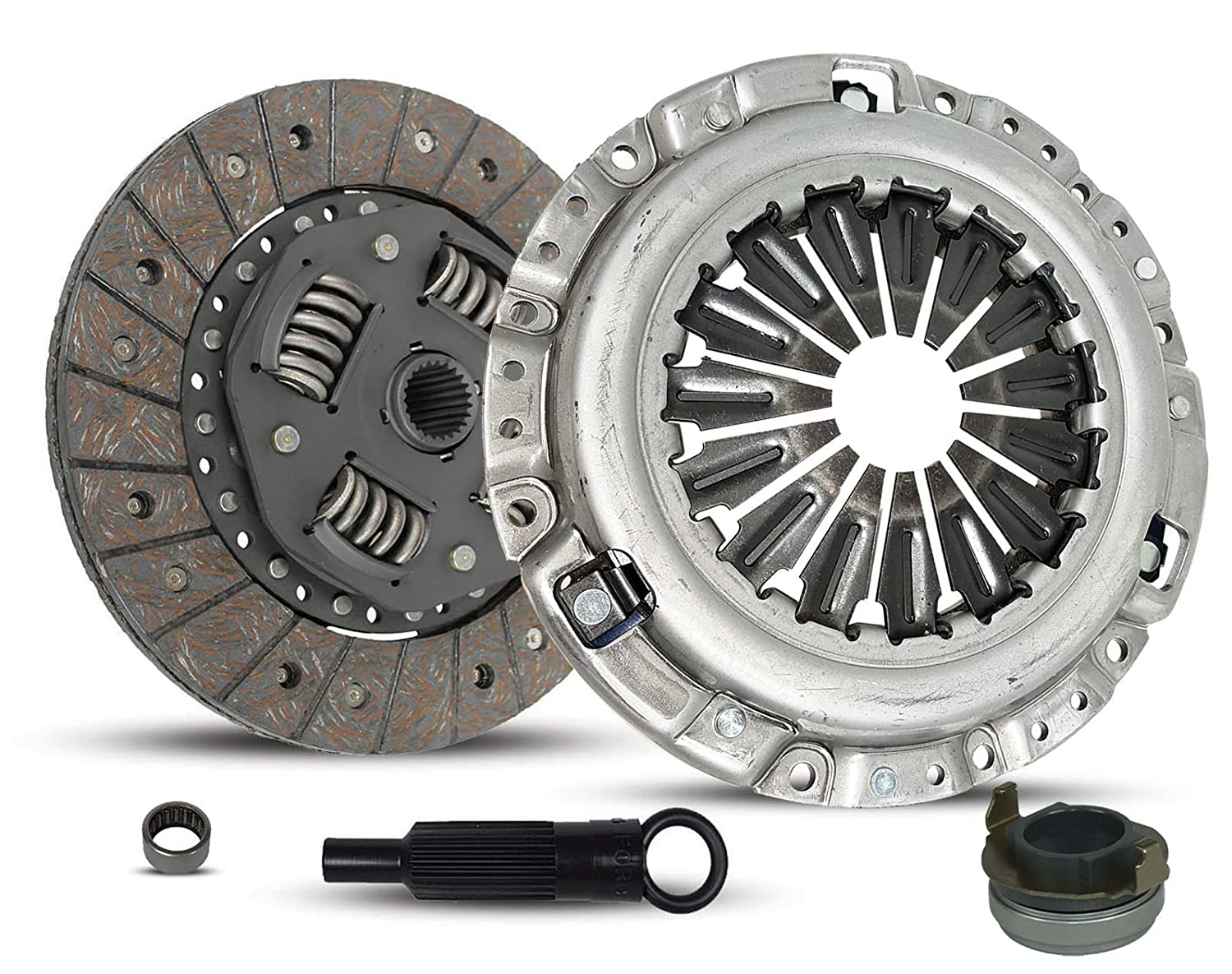 Clutch Kit Mazda 6 S Hatchback Sedan Wagon 2003-2008 3.0L 2968CC 181Cu. In. V6 GAS DOHC Naturally Aspirated Southeast Clutch