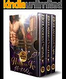 Highlander's Kiss: The McDougalls, Books 1-3
