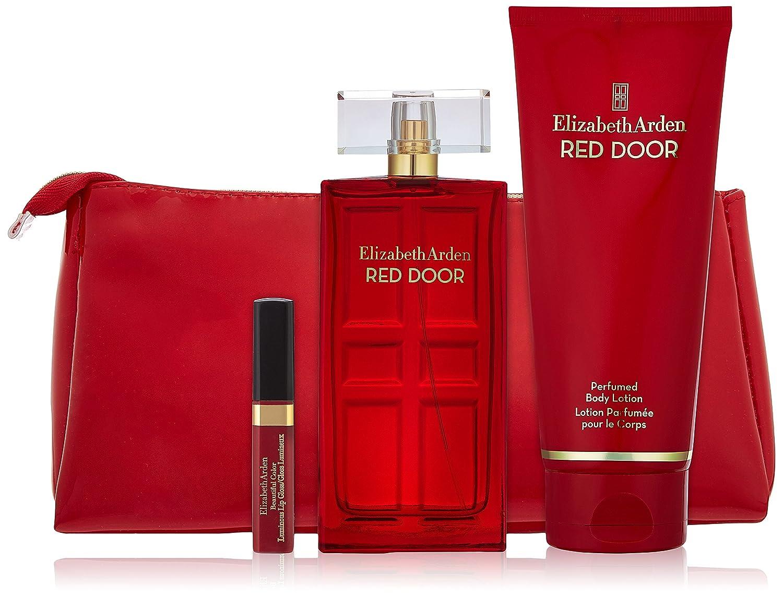 Amazon Elizabeth Arden Red Door Set Zip Bag With Hangtag