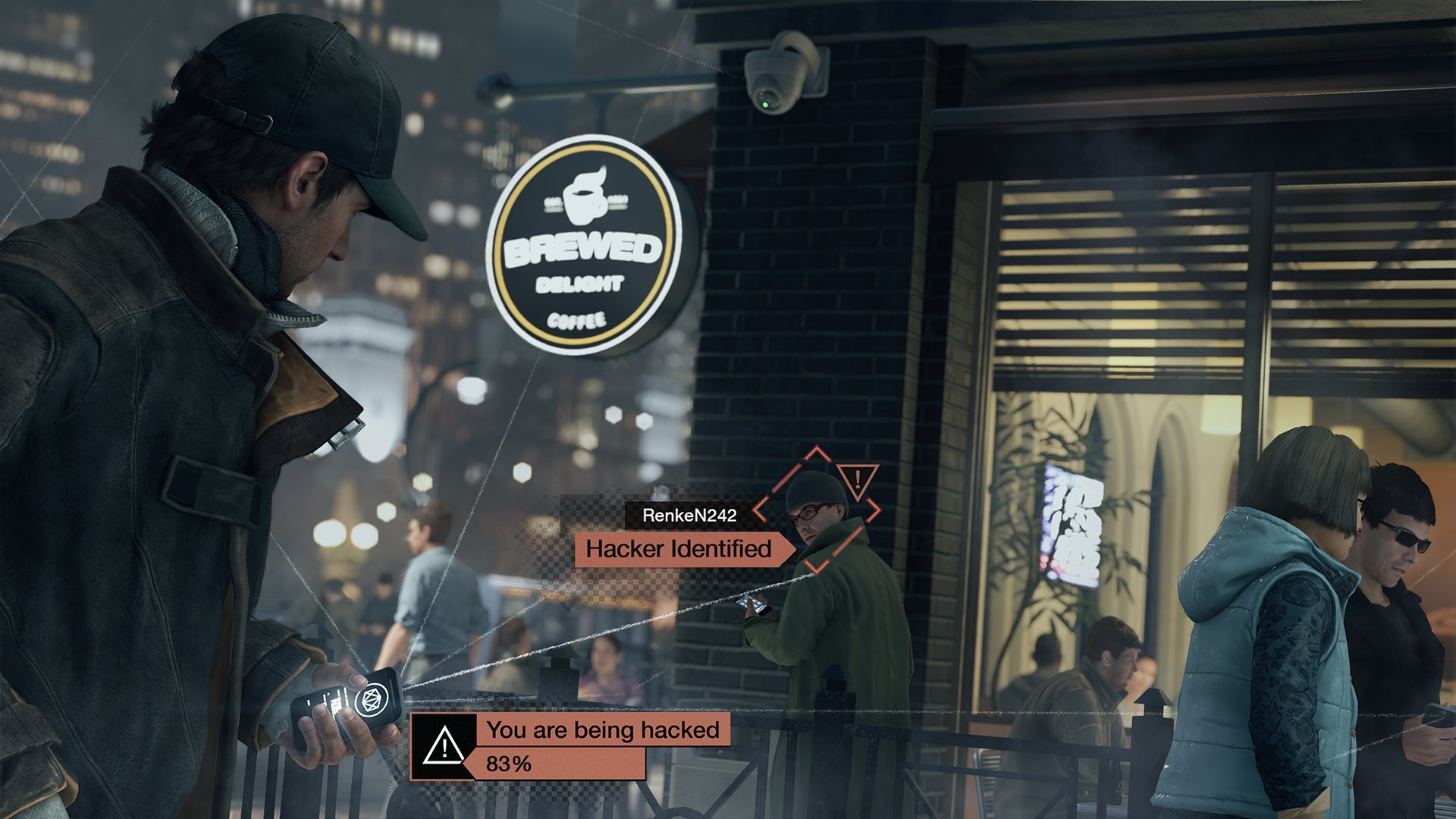 Watch Dogs xbox one by Ubisoft (Image #4)