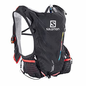 Salomon 329203 - Mochila de ciclismo, color negro, talla XL: Amazon.es: Deportes y aire libre