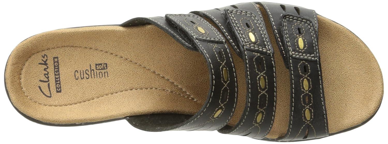 Clarks Womens Leisa Broach Dress Sandal