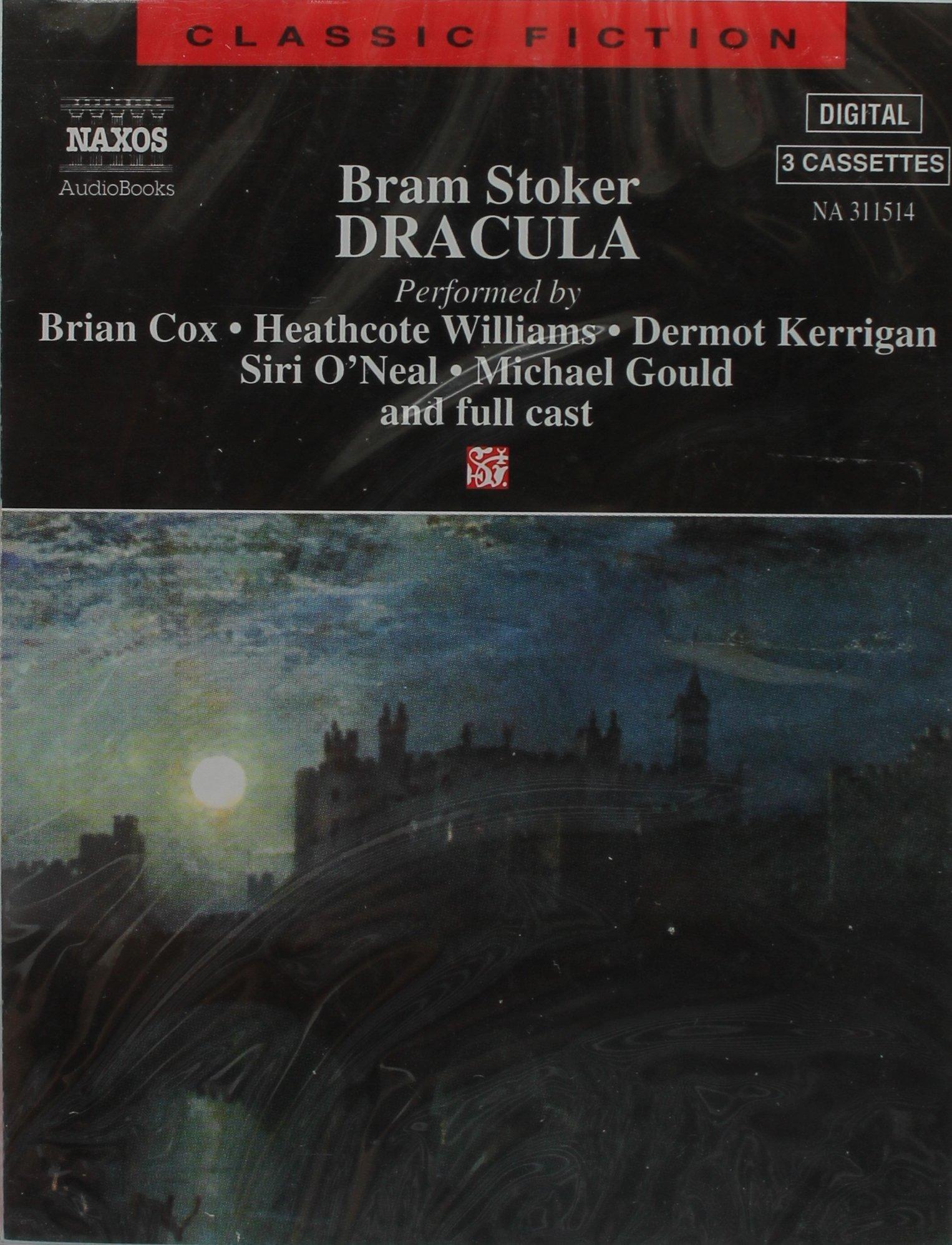 Dracula (Classic Fiction): Amazon.es: Bram Stoker, Feeney, et al, Brian Cox, Dermot Kerrigan, Heathcote Williams, Siri ONeal, Michael Gould: Libros en ...