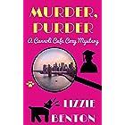 Murder, Purder: A Cannoli Cafe Cozy Mystery (Cannoli Cafe Mystery Series Book 5)