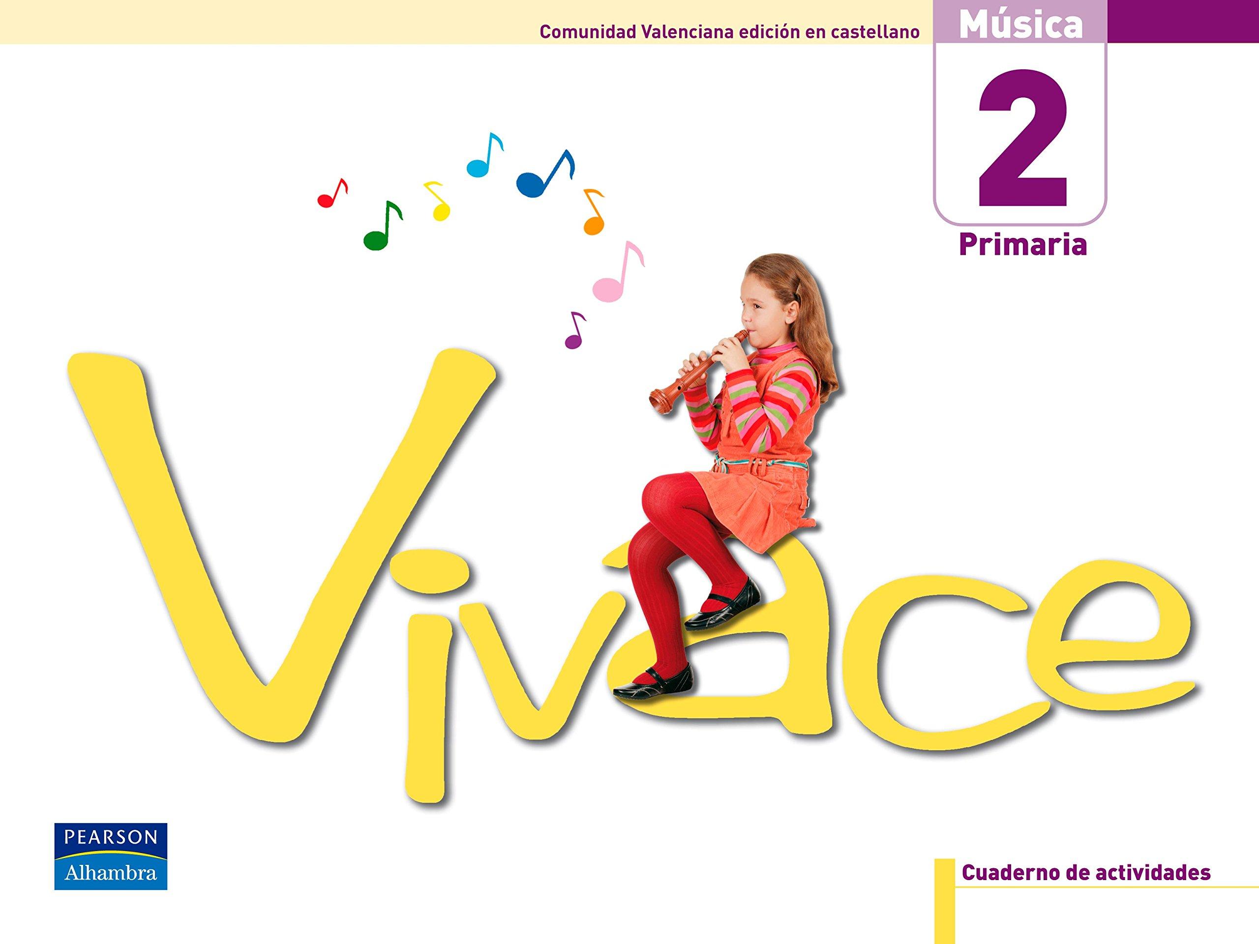 Vivace 2 pack cuaderno de actividades Comunidad Valenciana ...