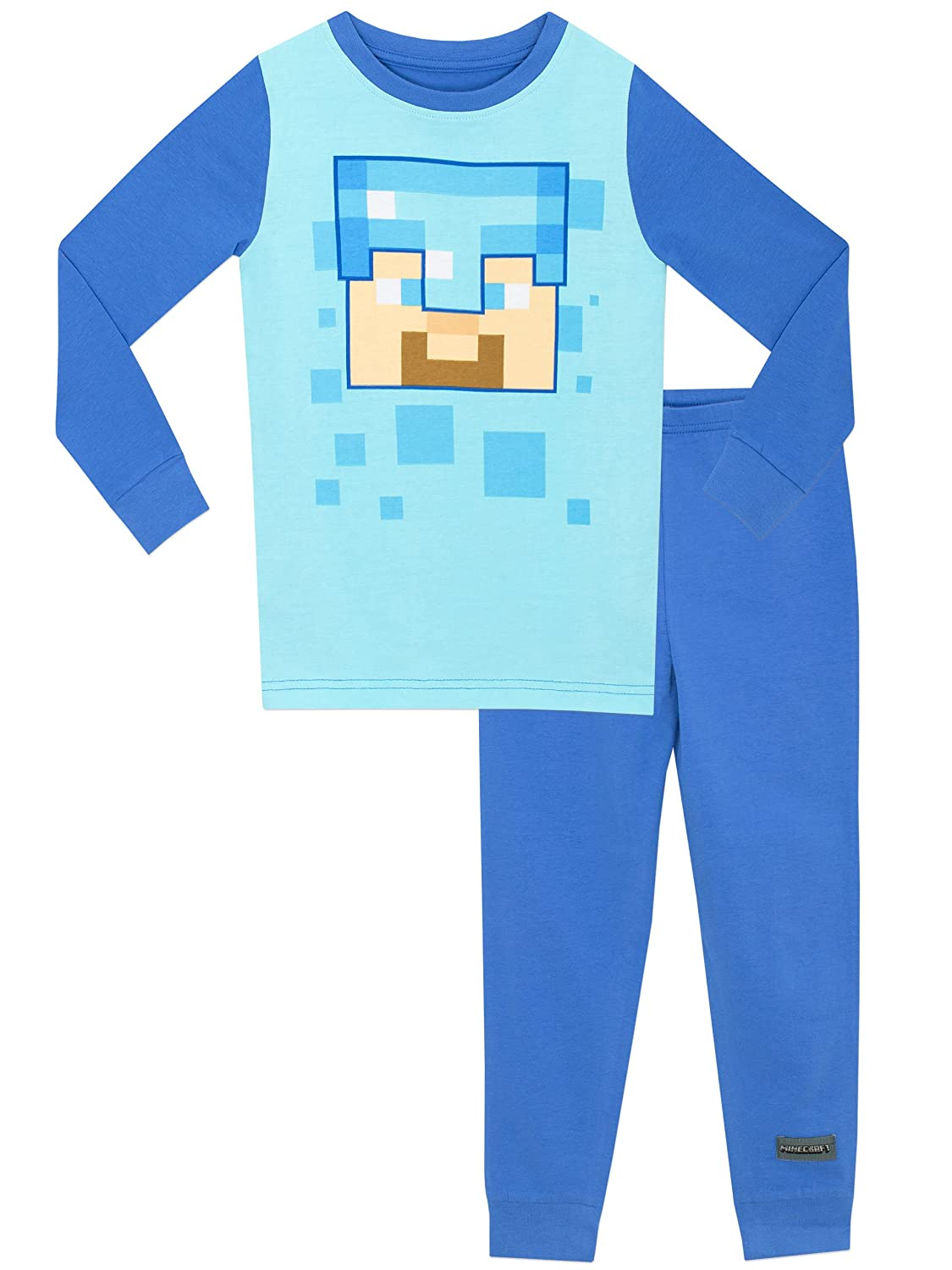 Minecraft Boys Steve Pajamas