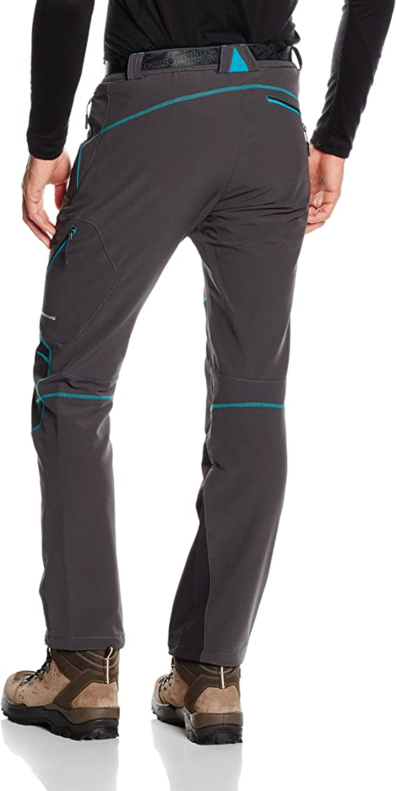 Trango Plyza FT - Pantalón Largo para Hombre: Amazon.es ...