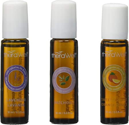 Therawell by Upper Canada - Pack de 3 aceites Esenciales de ...
