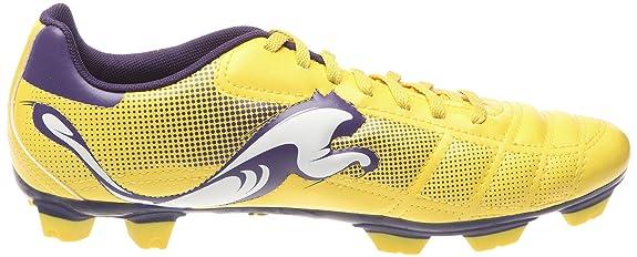 PumaV6-11 IFG - Zapatillas de Deporte Unisex adulto, Amarillo (amarillo), 43