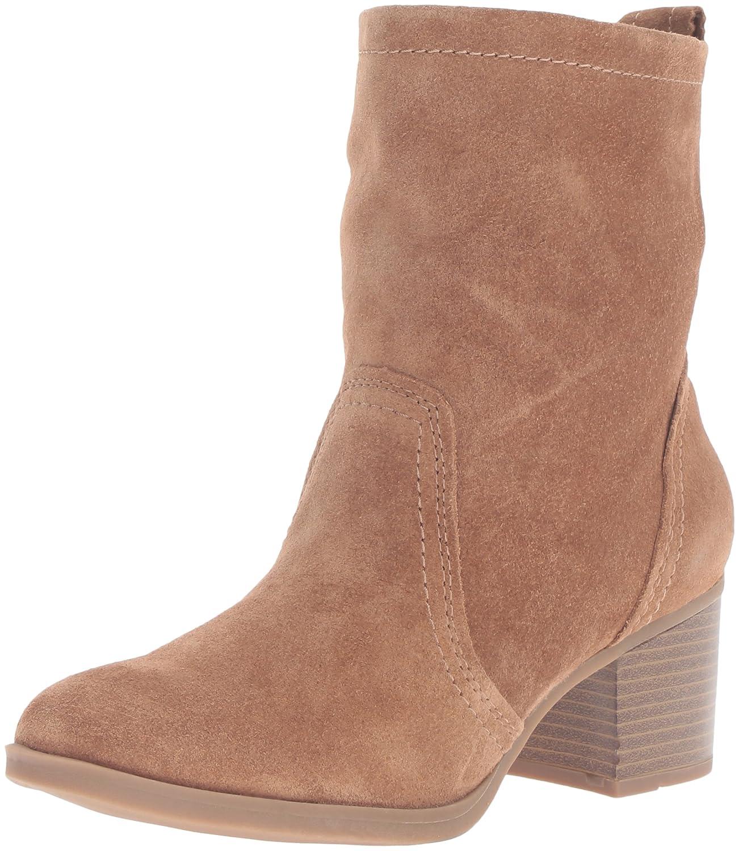 WHITE MOUNTAIN Women's Behari Ankle Bootie B01DSOX6M8 7 B(M) US|Chestnut