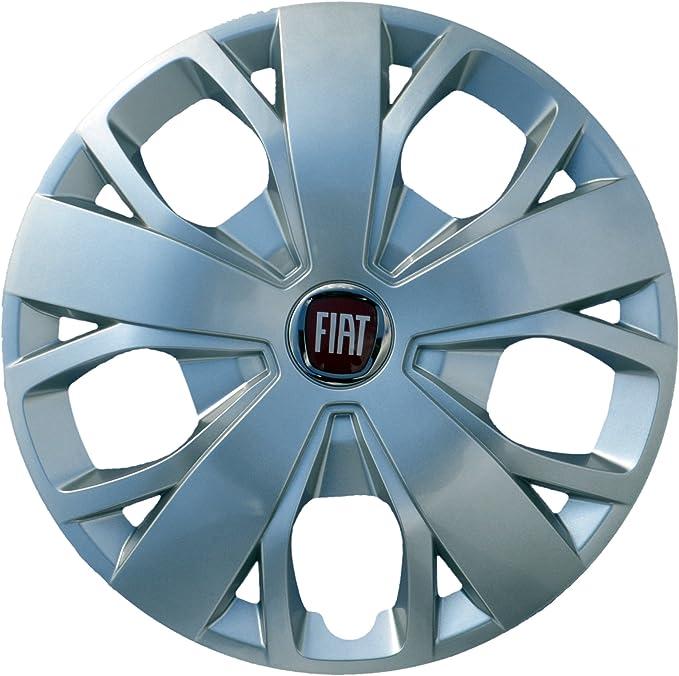 GENUINE FIAT 500/Abarth wheel centre caps Hub Caps Wheel Trims/ /Set of 4/5908862