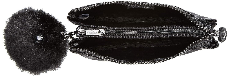 642dc8825b Kipling Creativity L, Women's Purse, Black (True Dazz Black), 15x24x45 cm  (W x H x L): Amazon.co.uk: Shoes & Bags