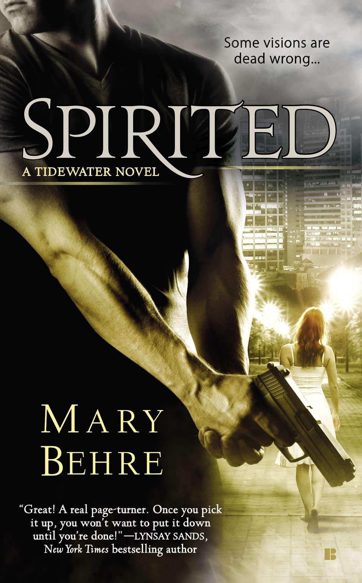 Download Spirited (A Tidewater Novel) pdf epub