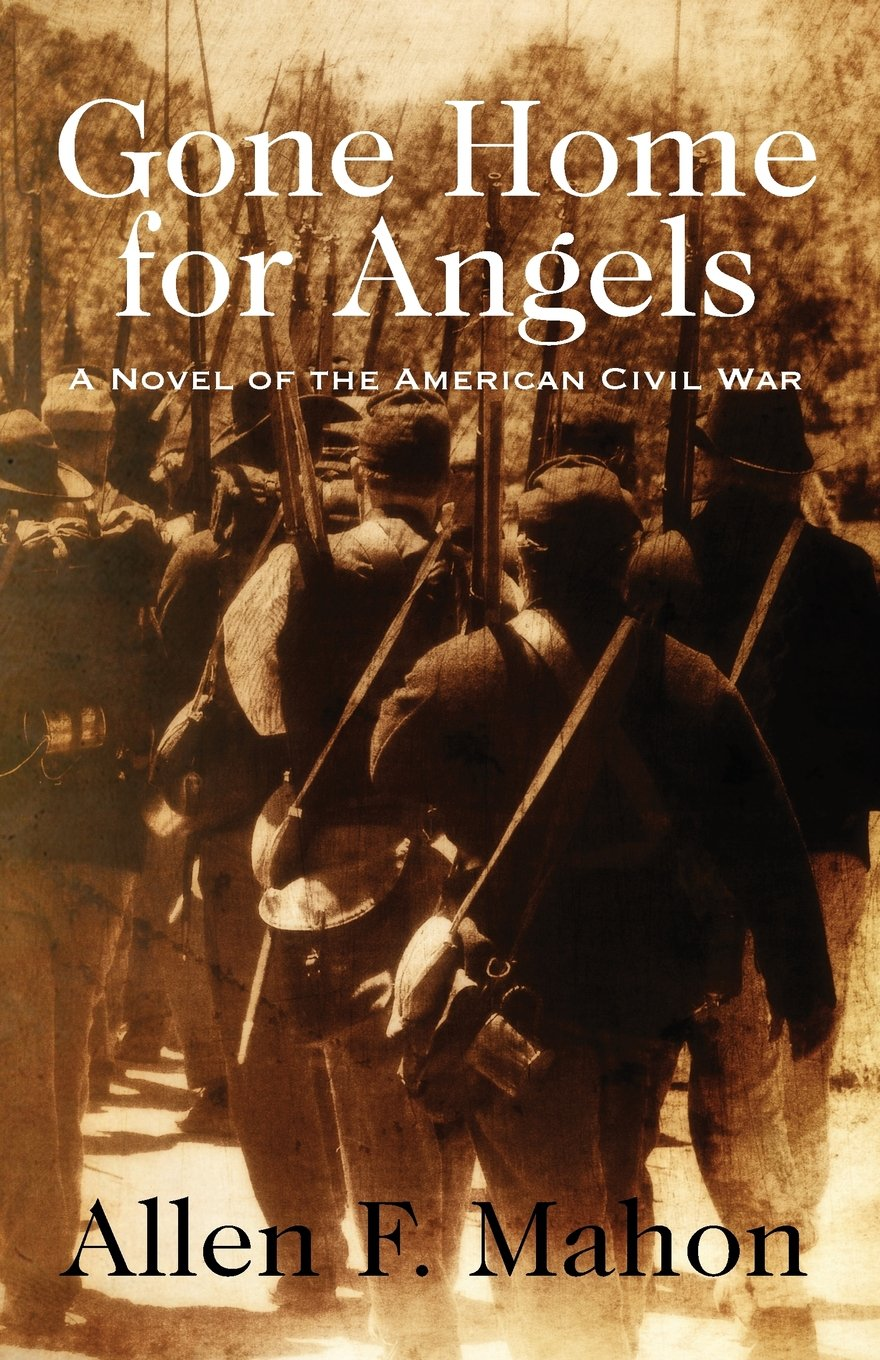 Read Online Gone Home for Angels: A Novel of the American Civil War PDF