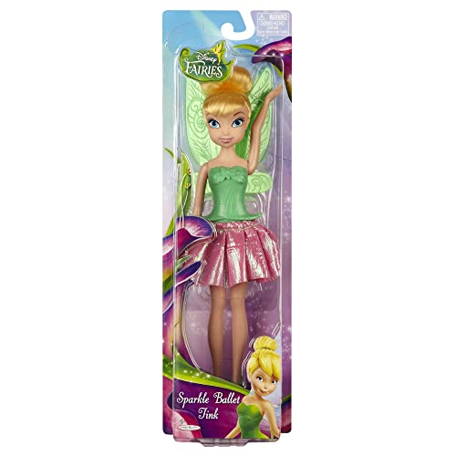 Disney Fairies - 68851 - Poupée Mannequin - Fée Clochette Basic
