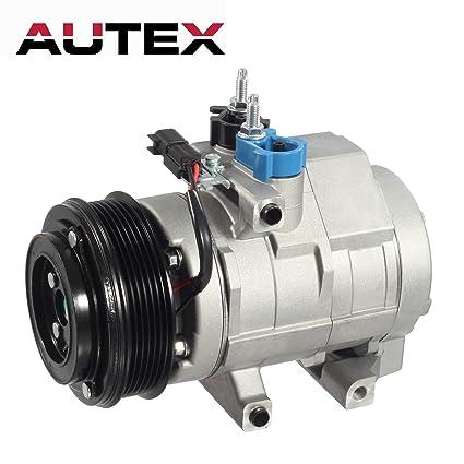Autex Ac Compressor A C Clutch Replacement For