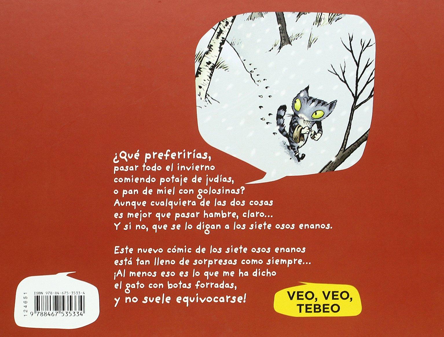 Los siete osos enanos pasan hambre/ The Seven Dwarf Bears Go Through Hunger (Spanish Edition): Emile Bravo: 9788467535334: Amazon.com: Books