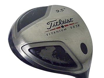 Titleist 983K Driver 95 Graphite Design YS 6 STIFF Titanium 983 K