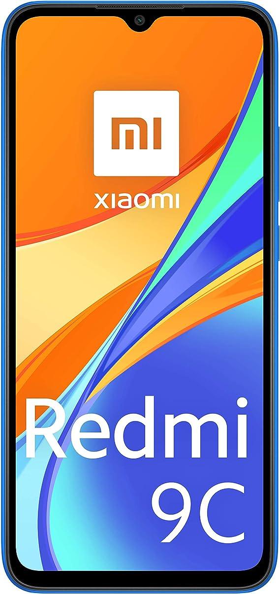 Xiaomi Redmi 9C - Smartphone con Pantalla HD+ de 6.53