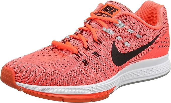 Nike Air Zoom Structure 19, Zapatillas de Running para Hombre, Naranja (Naranja (Laser Orange/Blk-PHT Bl-GMM Bl), 48 1/2 EU: Amazon.es: Ropa y accesorios