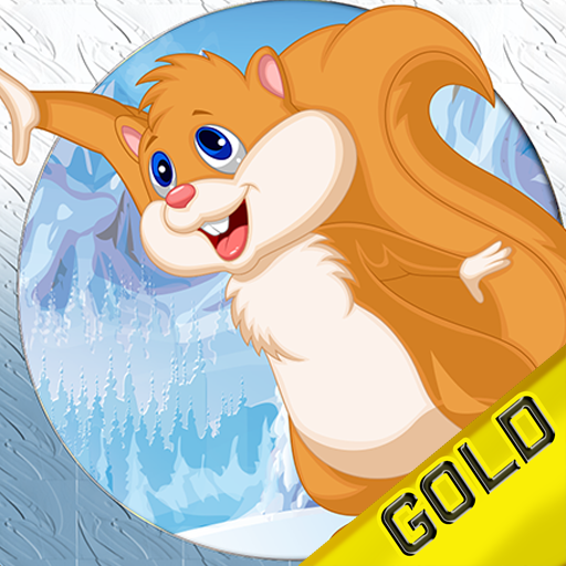 Flying Cute Squirrel Jump : The quest for infinite nut before winter comes - Gold Edition ()