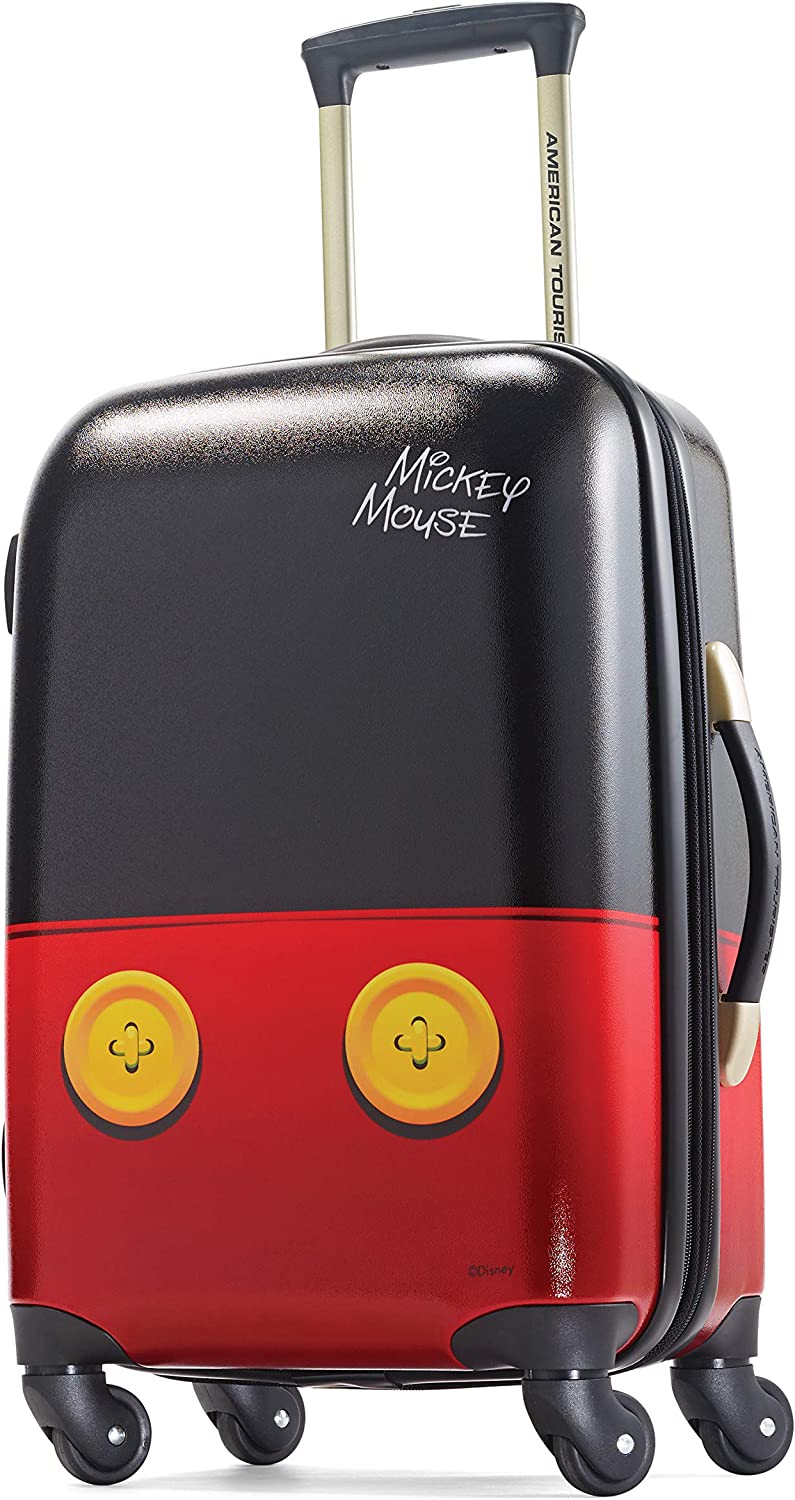 Snow White American Tourister Disney Hardside Luggage with Spinner Wheels