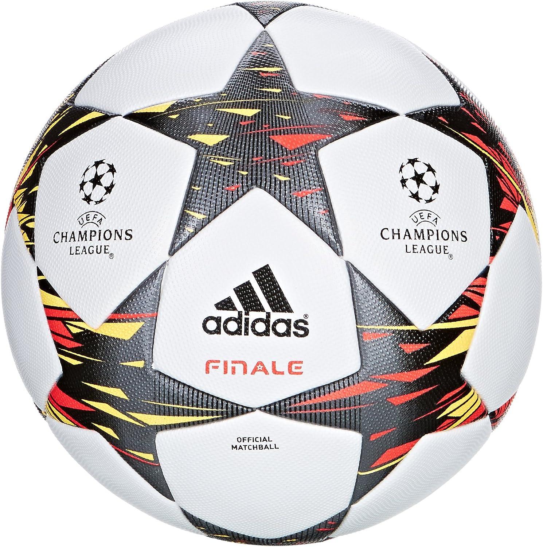 adidas F93366 Finale 14 OMB - Balón de fútbol (Talla 5), Color ...